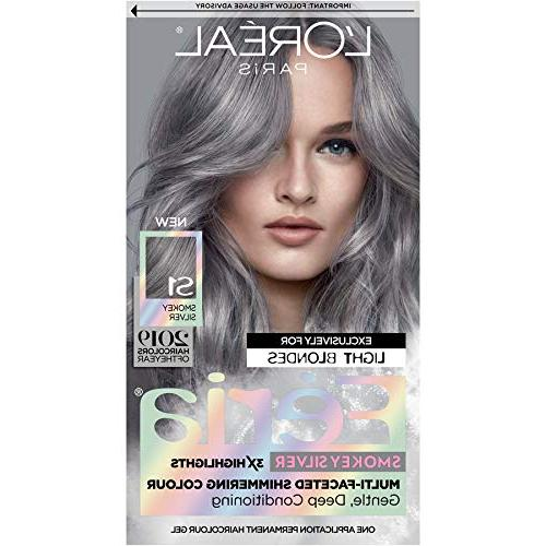 L'oreal Hair Color Feria Permanent Coloring,