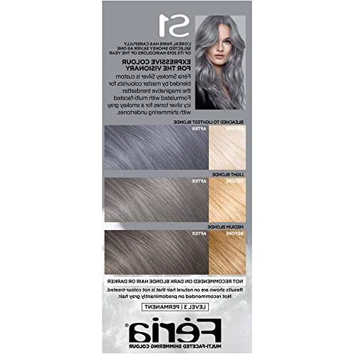 L'oreal Paris Hair Feria Coloring, Smokey