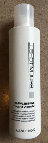 Paul Mitchell Invisible Where Memory Shape Undone Definition