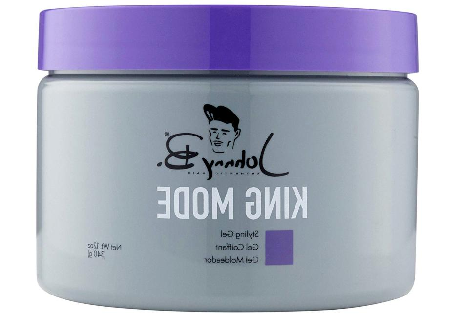 johnny b king mode styling gel 12