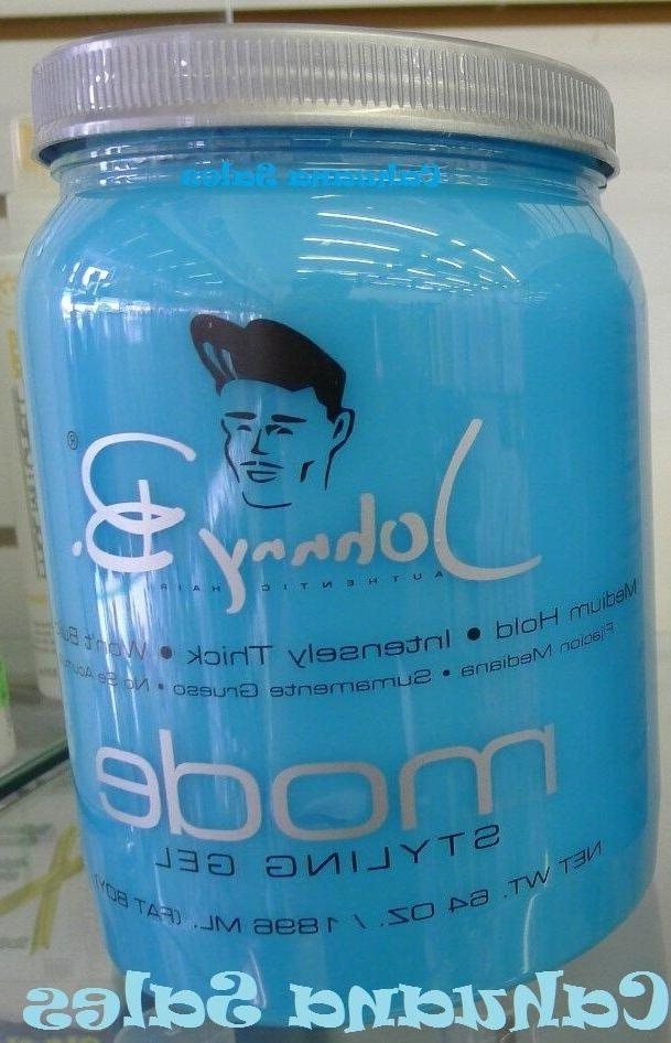 Johnny Hair MODE Can Be Packaging Original
