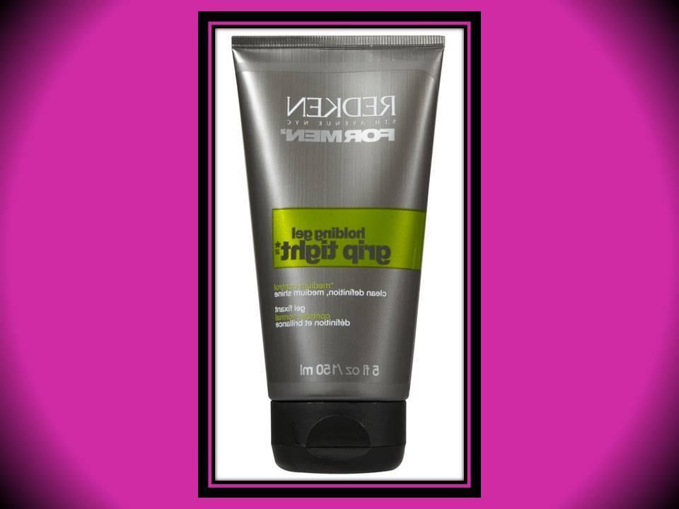 REDKEN FOR MEN GRIP TIGHT HOLDING HAIR GEL 5 OZ DEFINIE MEDI