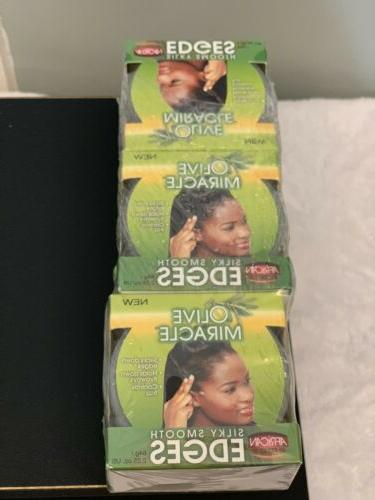 pack of 3 olive miracle silky smooth
