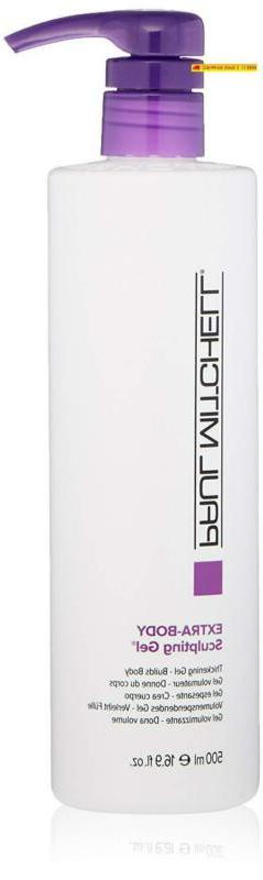 Paul Mitchell Extra-Body Sculpting Gel,16.9 Fl Oz
