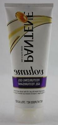 Pantene Pro-V Volume Texturizing Gel 6.8 OZ NEW Lightweight
