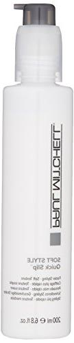 Paul Mitchell Quick Slip Styling Cream,6.8 Fl Oz