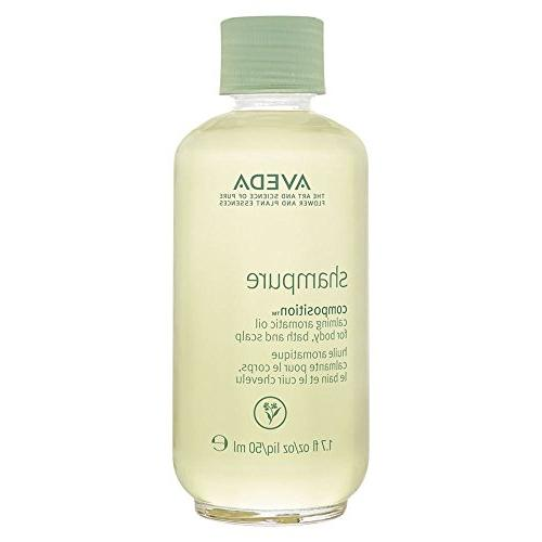 shampure composition aromatic calming oil