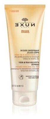Nuxe Sun After Sun Shampoo gel for Body & Hair Refreshes, re