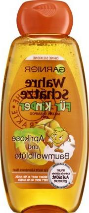 Garnier Ultra Doux Kids 2in1 Shampoo Apricot and Cotton Flow
