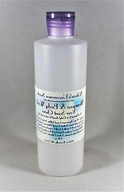 Egyptian Musk Scented perfumed SHAMPOO HAIR & BODY WASH SHOW