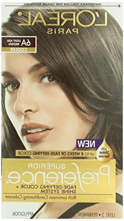 Loreal U-HC-3560 Superior Preference Fade-Defying Color No.