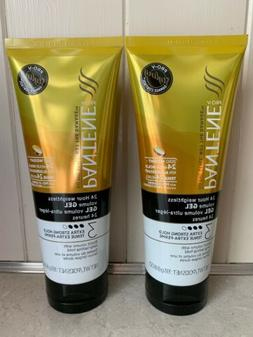 Lot Of 2 Pantene Pro-V Fine Hair Style Weightless Bodybuildi