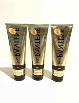 Lot Of 3 Pantene Pro-V Hair Gel Extra Strong Hold #4 Humidit