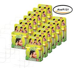 PACK OF 12 - African Pride Olive Miracle Silky Smooth Edges