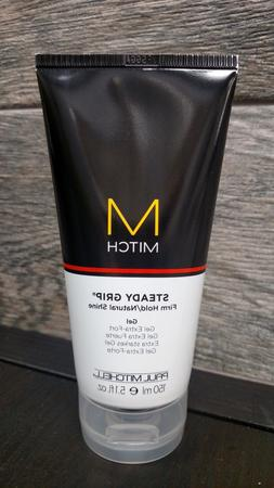 mitch steady grip firm hold natural shine