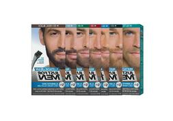 Just For Men Mustache and Beard Brush-In Facial Hair Color G