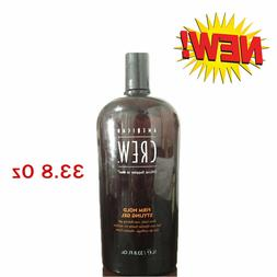 New American Crew Firm Hold Styling Gel for Unisex - 33.8 oz