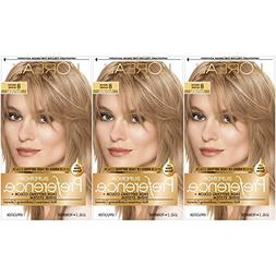 L'Oréal Paris Superior Preference Permanent Hair Color, 8 M
