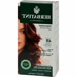 Herbatint Permanent Herbal Haircolour Gel 4R Copper Chestnut