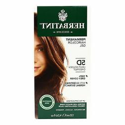 Herbatint Permanent Herbal Haircolour Gel 5D Light Golden Ch