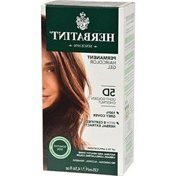 Herbatint Permanent Herbal Haircolour Gel 5D - Light Golden