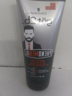 got2b PhenoMENal Hair Gel Light Hold 6oz for Structure & Shi