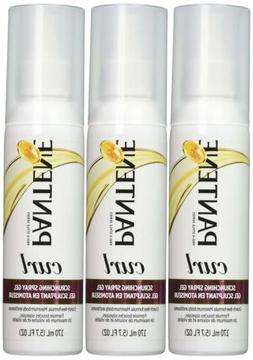 Pantene Pro-V Curl Scrunching Spray Hair Gel 5.7 Oz