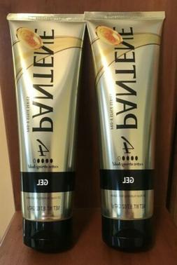 Pantene Pro-V Extra Strong Hold Hair Gel 8.7 oz x 2