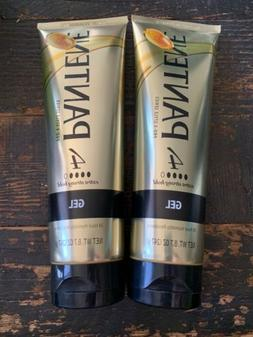 Pantene Pro-V Hair Gel 4 Extra Strong Hold 8.7 Oz Lot of 2