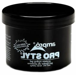 Ampro Pro Styl Protein Styling Hair Gel Super Hold Alcohol-F