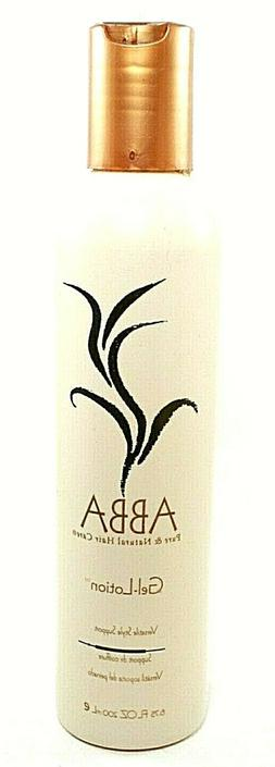 Abba Pure & Natural Hair Care Gel-Lotion 6.75 oz