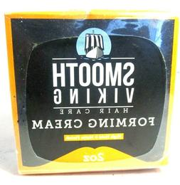 Smooth Viking~Forming Cream for Men 2 oz~High Hold & Matte F