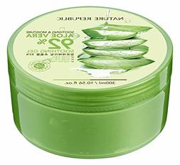 Nature Republic Soothing Moisture Aloe Vera 92% Soothing Gel