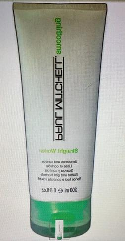 Paul Mitchell STRAIGHT WORKS GEL, Packaging May Vary, 6.8 oz