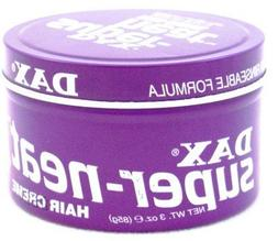 Dax Super-Neat Hair Creme 3 oz. Jar