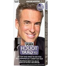 JUST FOR MEN Touch of Gray Haircolor T-35 Medium Brown, 1 Ea