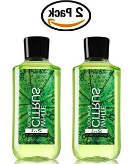 Bath & Body Works White Citrus for Men Hair and Body Wash --